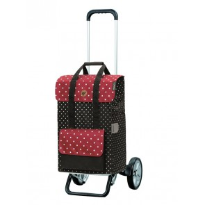Andersen RUL rouge Chariot Course-Alu Star Shopper