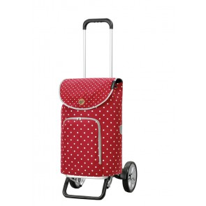 Andersen - OLE Chariot Course-Alu Star Shopper-OLE ROUGE