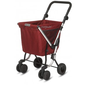 Playmarket - Chariot de course WE GO-Rouge
